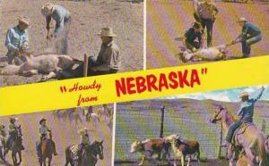 Nebraska Howdy From Nebraska