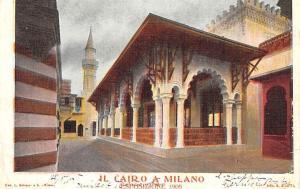 Egypt, Egypte, Africa Il Cairo a Milano  Il Cairo a Milano