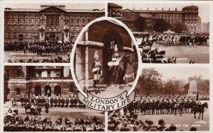 RP: LONDON, England, UK , 1930-40s ; Military Life, 5-views