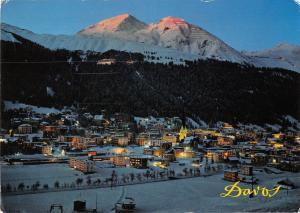 BR57406 Davos miit schatzalp dezember spengler cup Post Mark Cancel  Switzerland