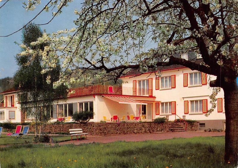 Sinzig Bad Bodendorf Ahr Ahrtal Sanatorium Spitznagel Hippostcard