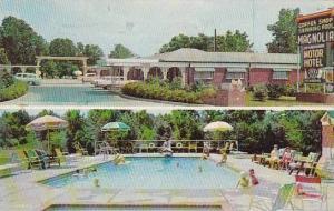 Mississippi Vicksburg Magnolia Mootor Hotel
