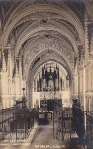 RP; Aix les Bains , France, 00-10s ; Interieur de L'Eglise