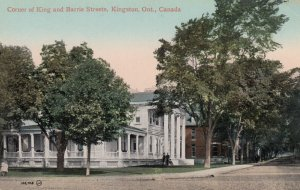 KINGSTON , Ontario , Canada , 00-10s ; King & Barrie Streets