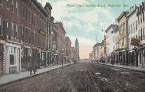 BELLEVILLE , Ontario, Canada, 1900-10s ; Front Street , Looking South