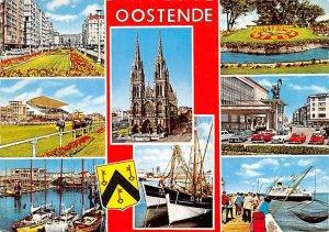 Greetings from Oostende Belgium 1970