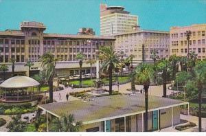 Florida Jacksonville Hemming Park Downtown