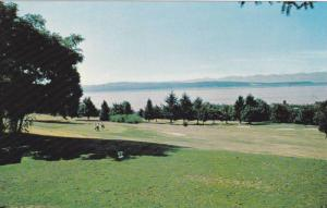 Golf Course , POWELL RIVER , B.C. , Canada , 50-60s
