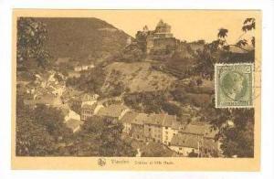 Vianden, Chateau et Ville Haute, Luxembourg, 00-10s