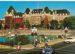 Canada Victoria The Empress Hotel