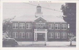 New Hampshire Farmington High School