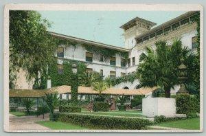 Pasadena California~Hotel Maryland~1920s Postcard
