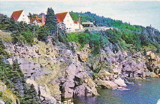 Canada Cape Breton Keltic Lodge