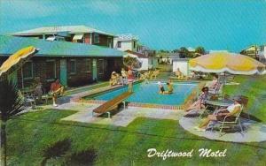 Florida Jacksonville Beach Driftwood Motel & Swimming Pool