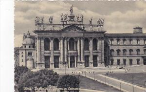 Italy Roma Rome Basilica de San Juan de Letran