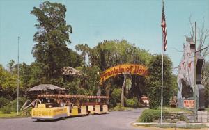 Miniature Train , Fountain of Youth , ST AUGUSTINE , Florida , PU-1969