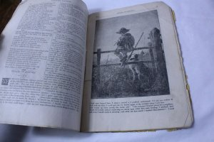Vintage 1873 School Day Magazine Volume XVII with 88 Pages