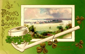 Greeting - St. Patrick's Day   (Winsch)