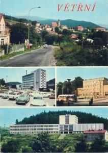 Europe Czech Republic Vetrni region multiview