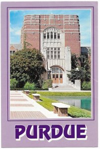 US  Unused.  Purdue University, Indiana.   Very Nice