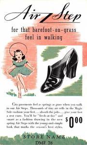 Air Step Advertising Unused