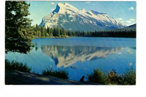 Mount Rundle, Canadian Rockies, Banff National Park, Alberta