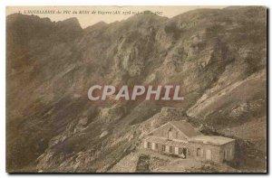Old Postcard The Hotellerie du Pic du Midi de Bigorre