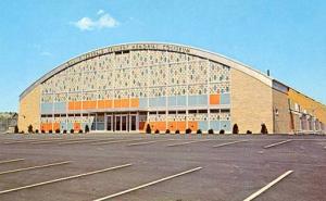NH - Manchester. John F. Kennedy Memorial Colisseum