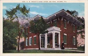 Illinois Galena Gen U S Grants Home After The War