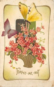 Forget-me-not Butterfly 1912