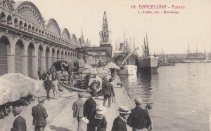 BARCELONA , Spain , 00-10s ; Puerto