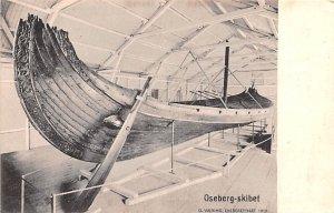 Oseberg Skibet Pleasure Yacht Norway Unused