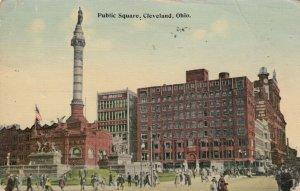 CLEVELAND , Ohio , PU-1915 :  Public Square