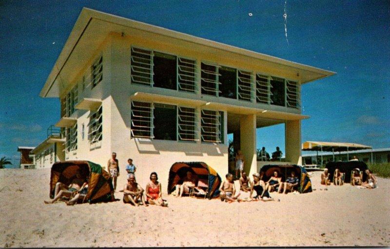 Florida Pompano Beach Sea Castle On The Ocean