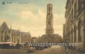 Bruges, Belgium, België, la Belgique, Belgien La Grand Place  La Grand Place
