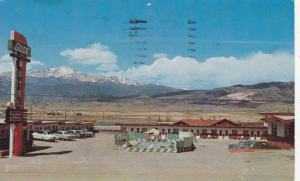 Star Motel, On U. S. 85-87 North, Swimming Pool, Colorado Springs, Colorado, ...