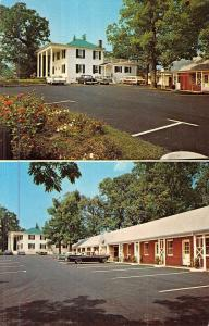Amherst Virginia Payton Place Restaurant Multiview Vintage Postcard K48484