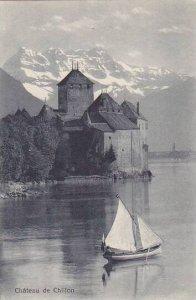 Schweiz Chateau de Chillon