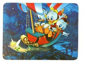 5 X 7 inch Tinker Bell, Huey, Dewey, Louis Fly Never, Never Land, Disney World