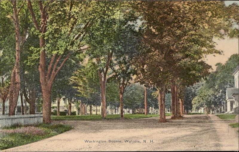 Washington Square Walpole New Hampshire