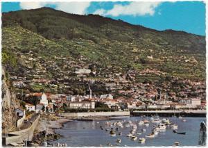Portugal, Funchal, MADEIRA, Eastern View, unused Postcard
