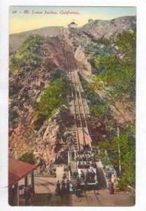 Mount Lowe Incline, California, 1900-1910s