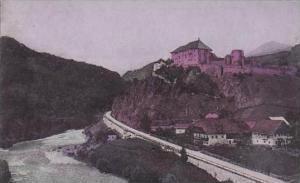Switzerland View of Sonnenburg
