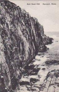 Maine Ogunquit Bold Head Cliff Albertype