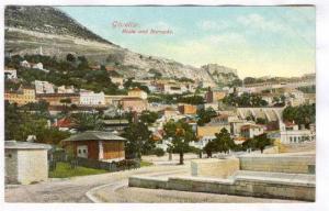 Rosia And Barracks, Gibraltar, 1900-1910s