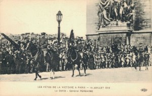 France Les Fetes de la Victoire A Paris 14 Juillet 1919 WW1 03.38