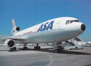 ASA African Safari Airways Britannia 313 5Y ALT Douglas DC 10 30 5Y MBA