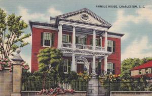 Pringle House, Charleston, South Carolina, 1930-1940s
