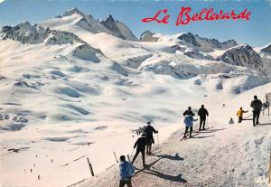 BF2807 les champs des ski du bellevarde val d isere  france