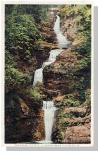 Striking Buck Hill Falls, Penn/PA Postcard, The Falls